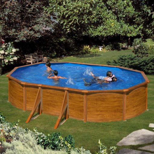 piscina ovalada sicilia